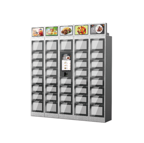 Smart Food Pickup Locker